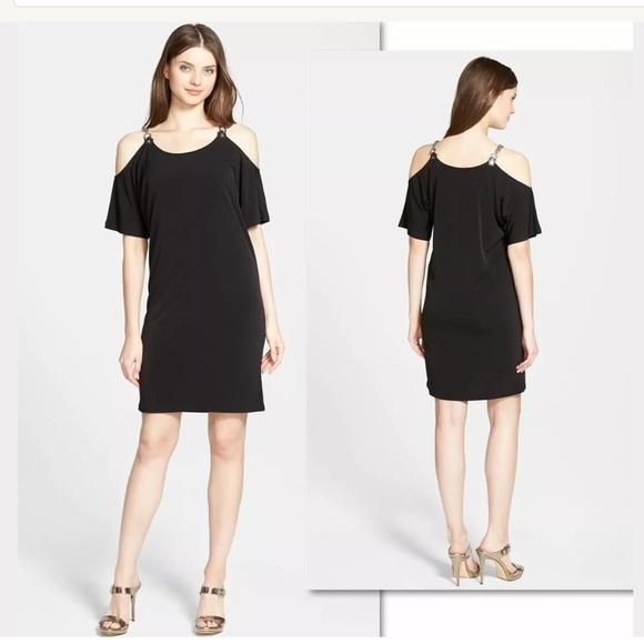 MICHAEL Michael Kors Dresses & Skirts - MICHAEL MICHAEL KORS COLD SHOULDER DRESS $120 NWT